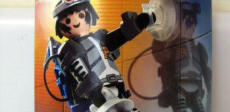 Playmobil - 0000-ger - Nüremberg Toy Fair Give-away Secret Agent