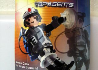 Playmobil - 0000-ger - Nüremberg Toy Fair Give-away Secret Agent