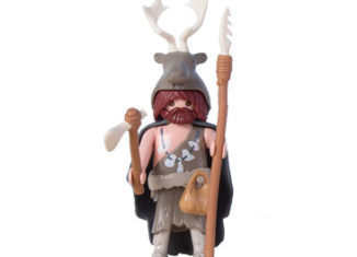 Playmobil - LADLH-01 - Prehistoric Hunter