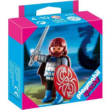 Playmobil 4752 - Celtic Knight - Box