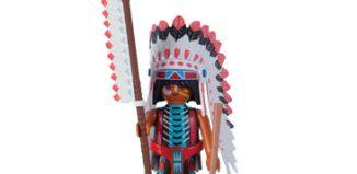 Playmobil - LADLH-30 - Sioux War Chief