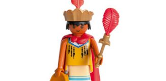Playmobil - LADLH-24 - Inca Emperor