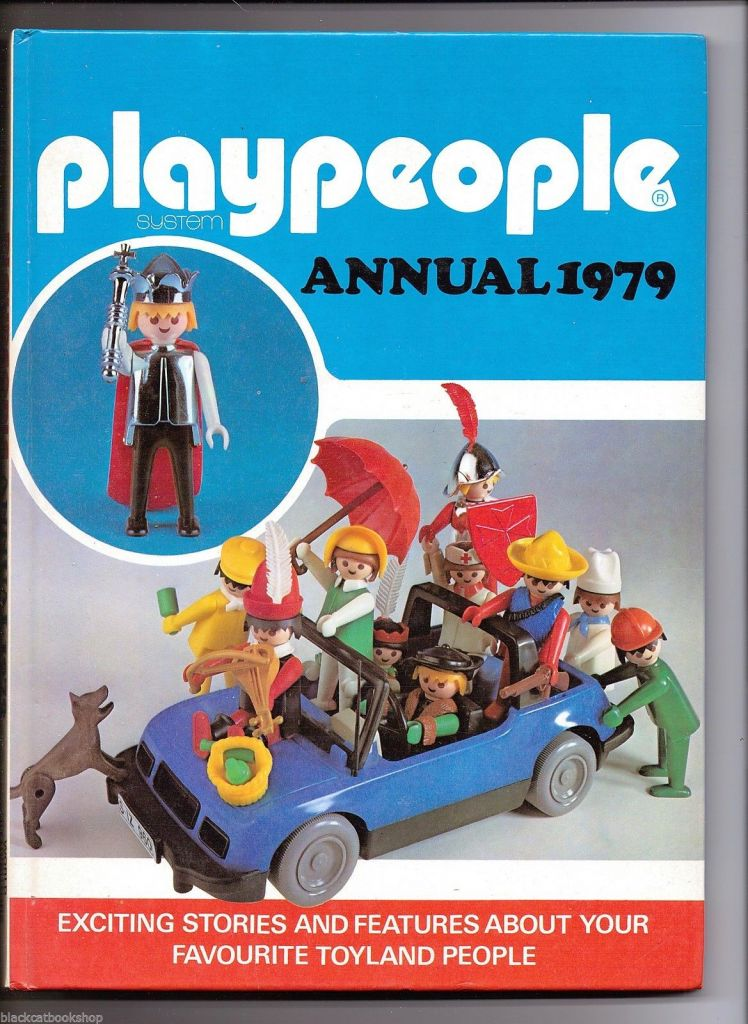 Playmobil 0000-pla - PLAYPEOPLE ANNUAL 1976 - Box