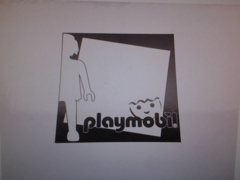Playmobil 80335 - Resin figure - horse - Box