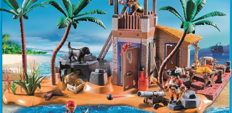 Playmobil - 4899 - pirate bay