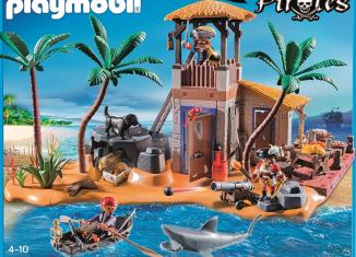 Playmobil - 4899 - pirate bay