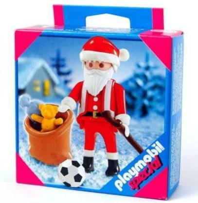 Playmobil 4679 - Father Christmas - Box