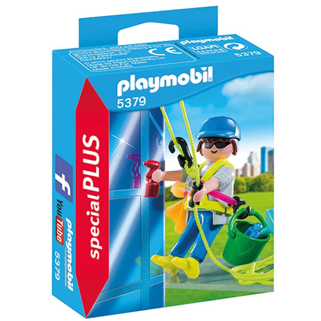 Playmobil 5379 - Cleaner - Box