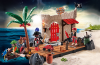 Playmobil - Mini Escenario Piratil.