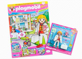 Playmobil - 30796673-esp - Pediatra