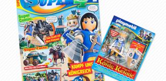 Playmobil - 30797723-esp - Playmobil Super 4 nº6 Magazine
