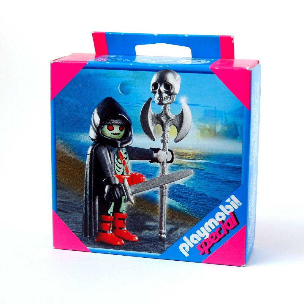 Playmobil 4694 - Hooded Ghost - Box