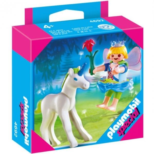 Playmobil 4692 - Fairy with Unicorn - Box