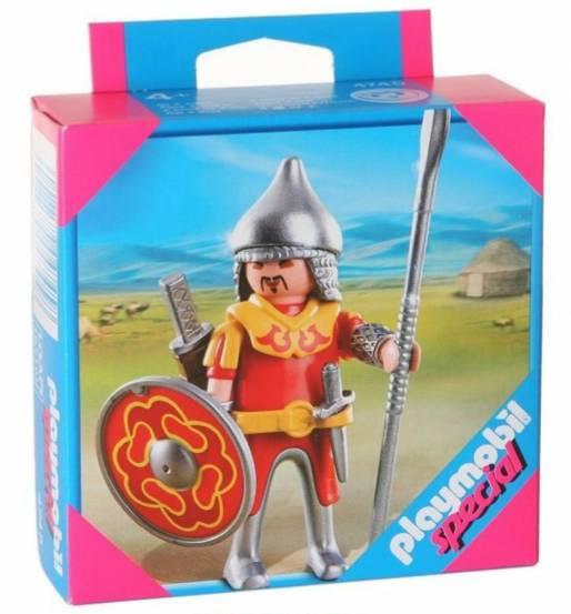 Playmobil 4745 - Mongolian Warrior - Box