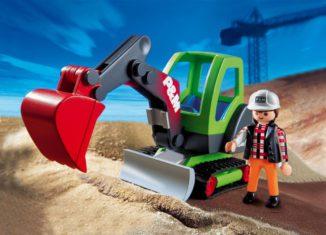 Playmobil - 3279s2 - Excavator