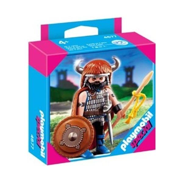 Playmobil 4677 - Barbarian Chief - Box