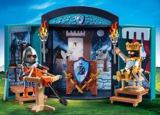 Playmobil - 5659-usa - Play Box - Knights