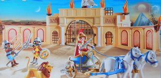 Playmobil - 5837 - Roman Arena