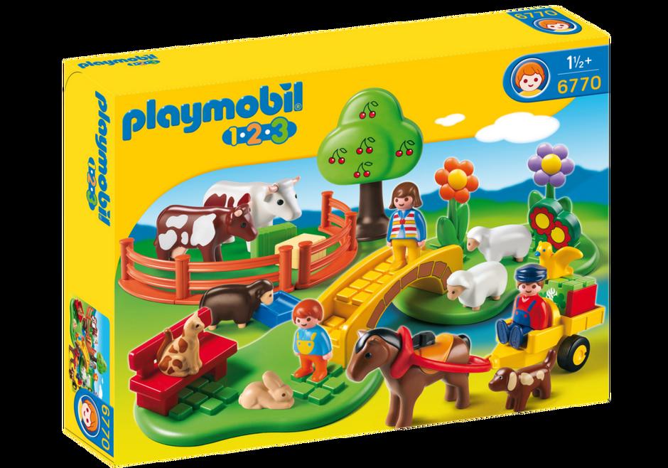 Playmobil 6770-ger - Countryside - Box