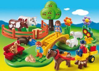Playmobil - 6770-ger - Countryside