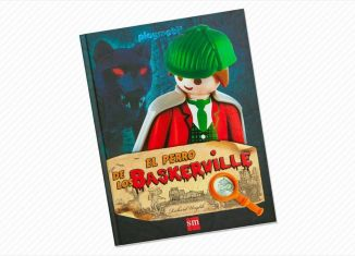 Playmobil - 80436-esp - El perro de los Baskerville