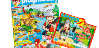 Playmobil - 80559-ger - PLAYMOBIL-Magazin 4/ 2015 (Heft 36)