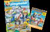 Playmobil - 80581-ger - PLAYMOBIL-Magazin 7/2016 (Heft 48)