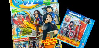 Playmobil - 80803-ger - Super 4-Magazin 02/2016 (Heft 4)