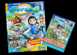 Playmobil - 80804-ger - Super 4-Magazin 03/2016 (Heft 5)