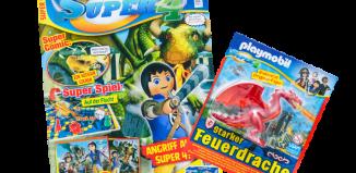 Playmobil - 80806-ger - Super 4-Magazin 05/2016 (Heft 7)