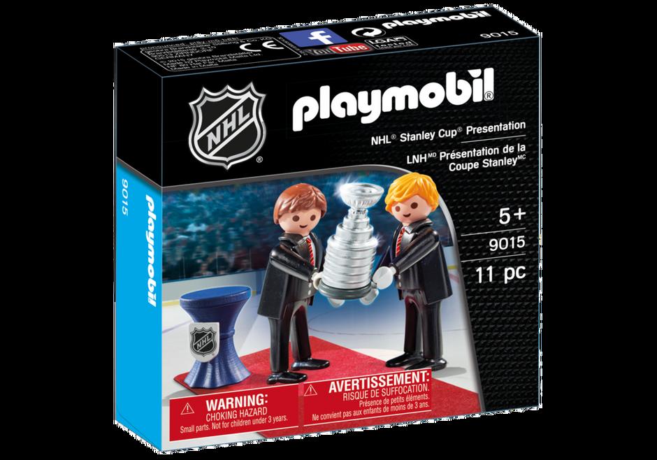 Playmobil 9015-usa - NHL® Stanley Cup® Presentation Set - Box