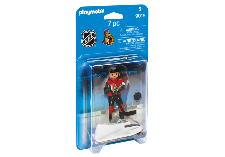 Playmobil 9019-usa - NHL® Ottawa Senators® Player - Box