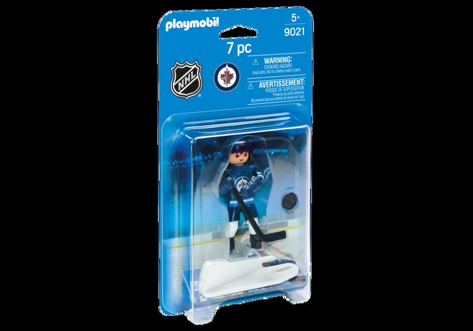 Playmobil 9021-usa - NHL® Winnipeg Jets® Player - Box
