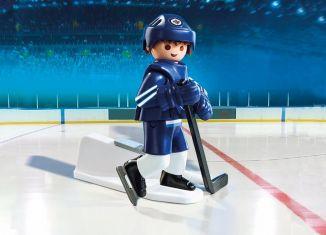 Playmobil - 9021-usa - NHL® Winnipeg Jets® Player
