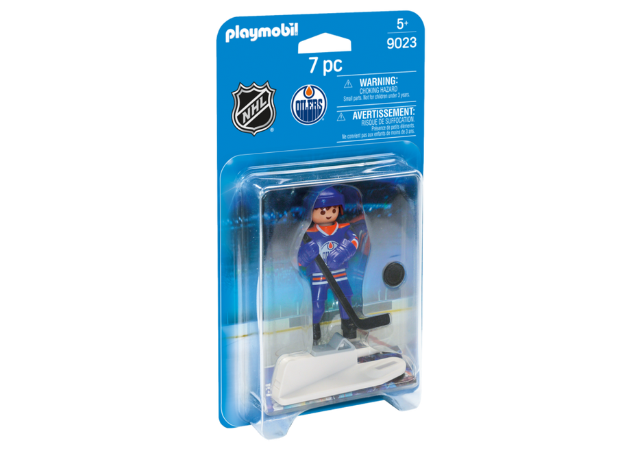 Playmobil 9023-usa - NHL® Edmonton Oilers® Player - Box