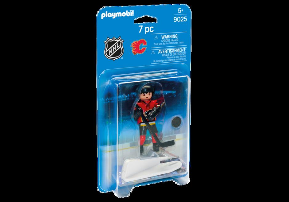 Playmobil 9025-usa - NHL® Calgary Flames® Player - Box
