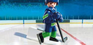 Playmobil - 9027-usa - NHL Vancouver Canucks