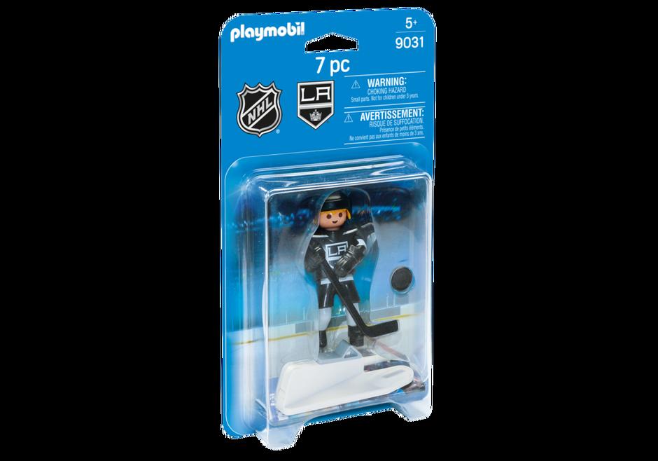 Playmobil 9031 - NHL® Los Angeles Kings® Player - Box