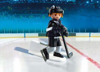 Playmobil - 9031 - NHL® Los Angeles Kings® Player