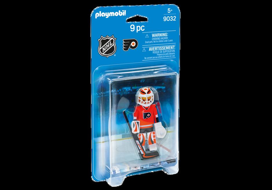 Playmobil 9032-usa - NHL® Philadelphia Flyers® Goalie - Box