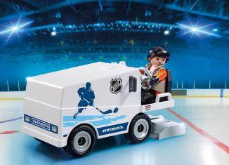 Playmobil - 9213-usa - NHL™ Zamboni® Machine