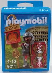 Playmobil 9214-ita - Roman Legionnaire - Box