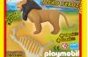 Playmobil - R017-30797863-esp - Wild lion (Magazine n.17)