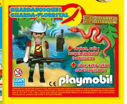 Playmobil - R017-30797873-esp - Ranger