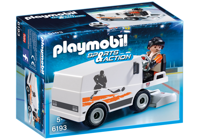 Playmobil 6193 - Polishing Machine - Box