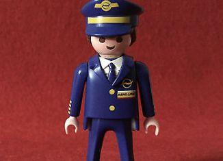 Playmobil - 7611 - Pilot