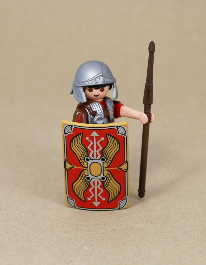 Playmobil 30796363-ger - Roman - Back