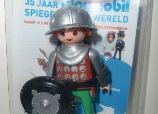 Playmobil - 0000-bel - 35 jaar Playmobil Spiegel Van de Wereld Promocional