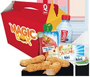 Playmobil QUICK.2016s3v5 - Quick Magic Box: Super4 Dr.X - Box
