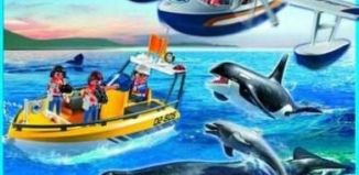 Playmobil - 5920 - Animales marítimos